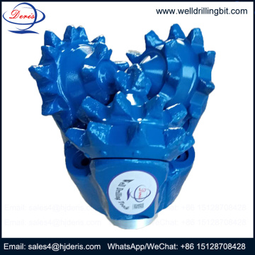 oil well roller cone steel tooth tricone bit