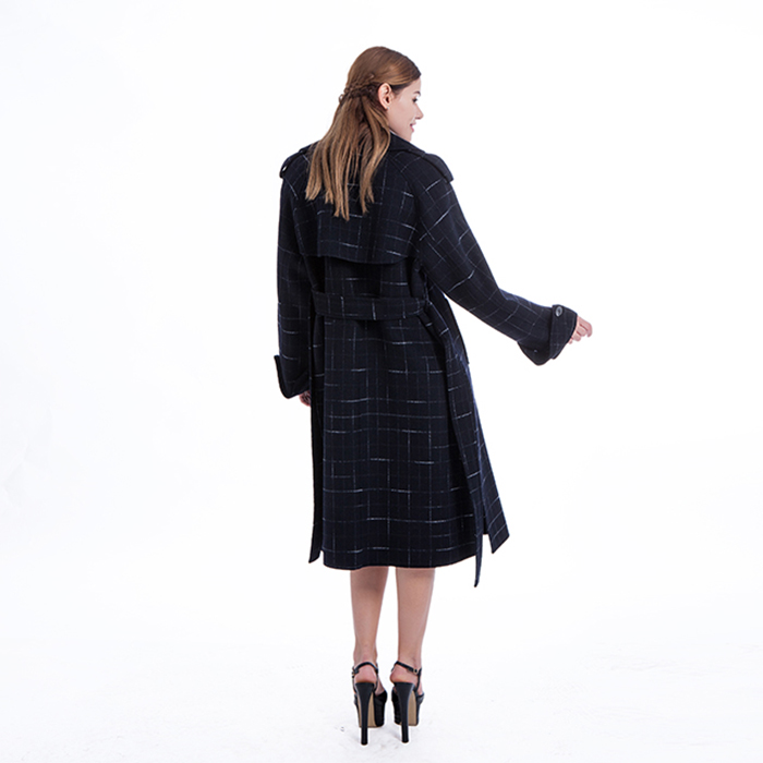 New styles blue winter coat