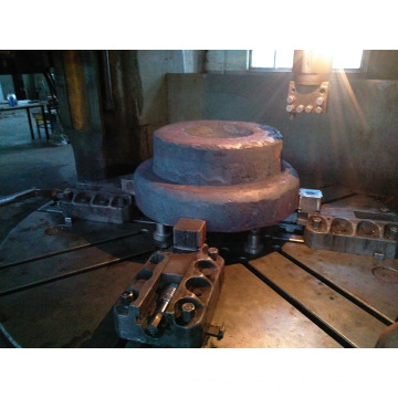 Forged Diaphragm Chamber Gland Blank