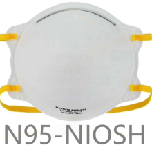 Makrite NIOSH 9500-N95 mask for sale