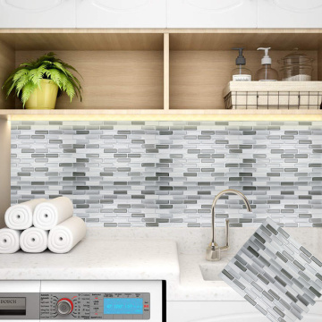 Hot Sale smart kitchen peel stick tile backsplash