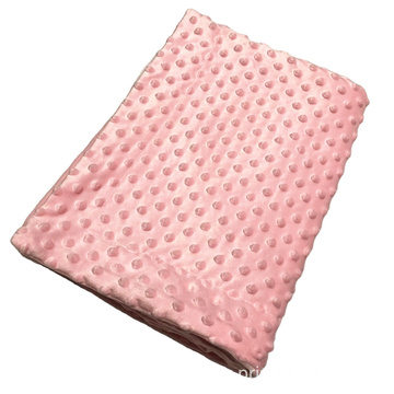 30*40inch microfiber baby throw blanket