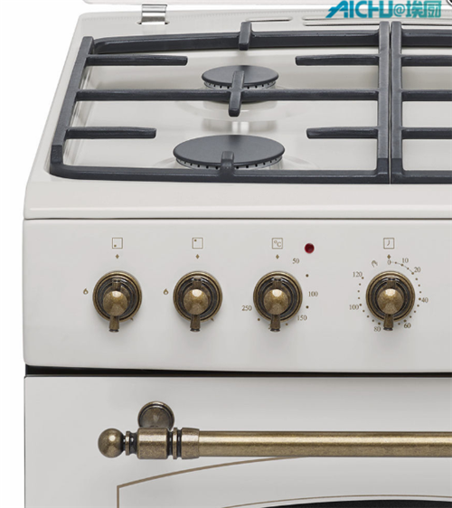 White Freestanding Electric Cooker