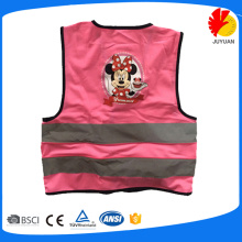 Wholesale high-visibility kids safety vest