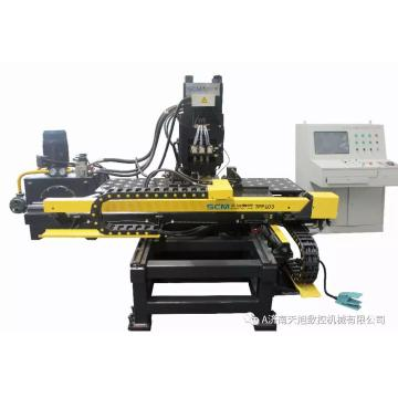 CNC Hydraulic Plates Punching Machine Ehanced