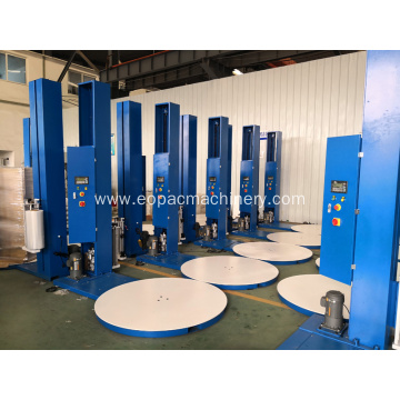 Stretch FIlm Packaging Machinery