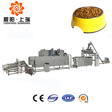 Wet dog food machine extruder pet food machines