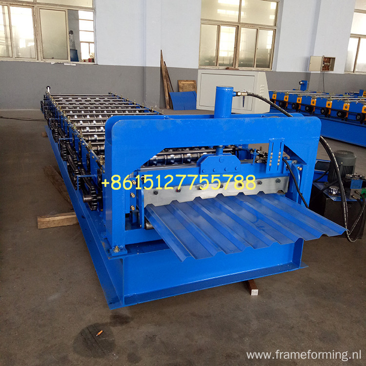 Box Profile 32/1000 Sheets (for roofing and cladding) metal sheet making machine