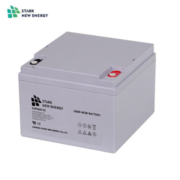12V25Ah Lead Acid Solar Battery