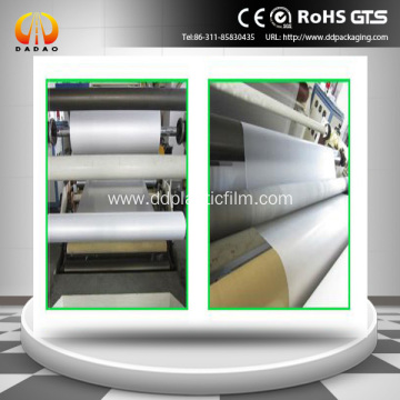 thermal lamination bopp soft touch films