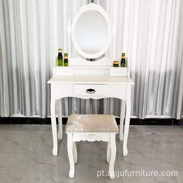 Furniture new design wooden dressing table