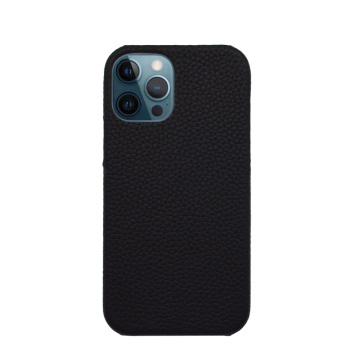 Hot selling pebble leather case for ipnone 12 Pro MAX