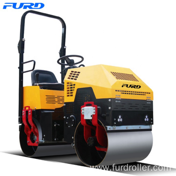 Hot sell Double Drum Road Roller Machine (FYL-880)