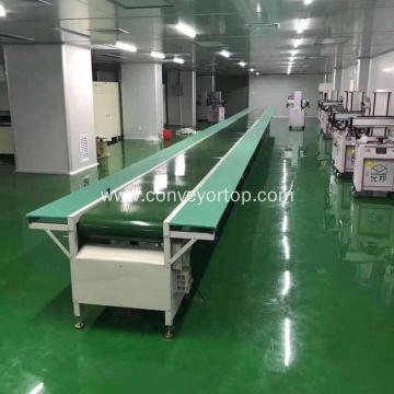 Factory custom automatic operation belt conveyor system
