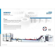 Intelligent Automatic  High Speed  Flute Laminating