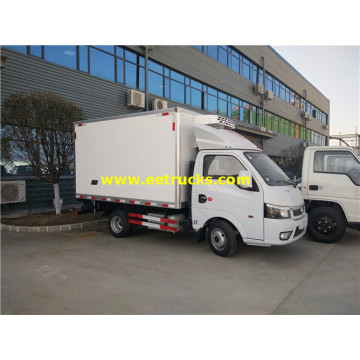 1ton Dongfeng Refrigerated Mini Vehicles