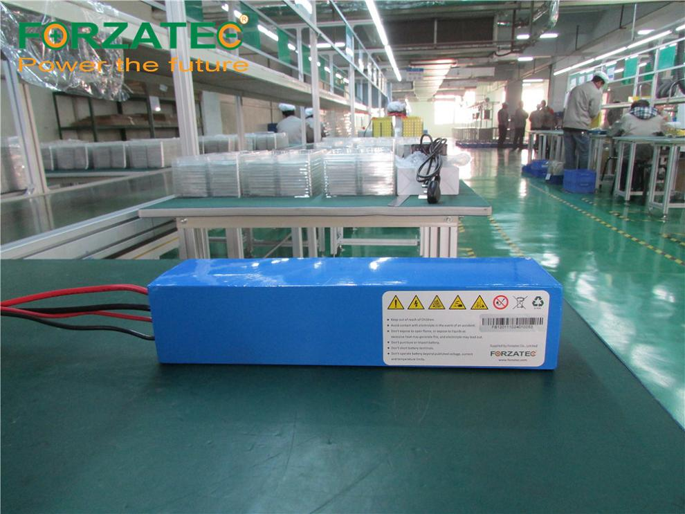 24V20Ah LFP Lithium Ion Battery