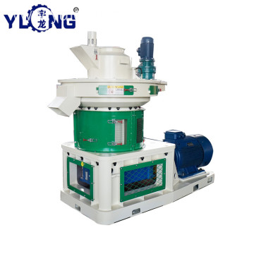 YULONG XGJ560 wood pellet machine