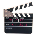 Big Movie Clapper Alarm Table Wecker zur Dekoration