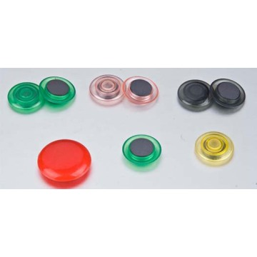 plastic whiteboard Magnetic button