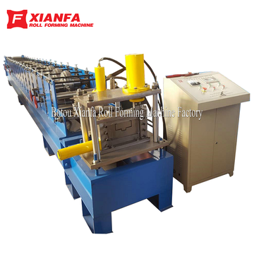 Best Door Strip Steel Door Frame Machine