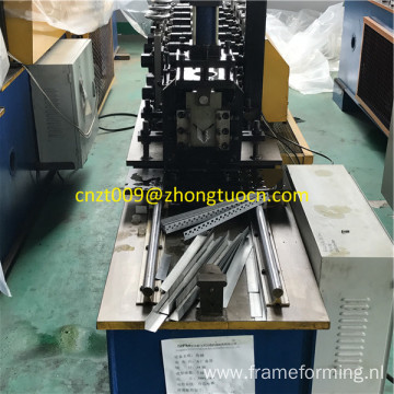 wall corner protector L angle machine L corner bead roll forming machine