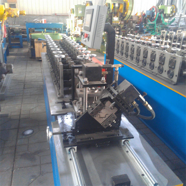Drywall Roll Forming Machinery for Galvanized Omega Profile