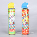 Snow spray artificial snow flakes