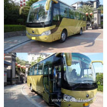 2015 Yutong 39-Seat Used Diesel City Bus