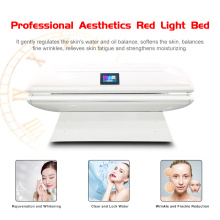 Light healing red light infrared therapy pod bed