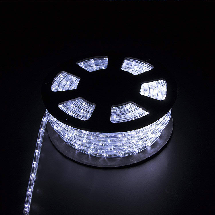 led warm white rope light