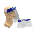 Protective visor disposable clear face shields