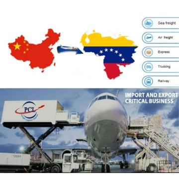 Best air freight forwarder shipping company to CARACAS /VENEZUELA from China