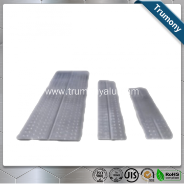 Aluminum Dimple Flat Tube For Truck Radiators