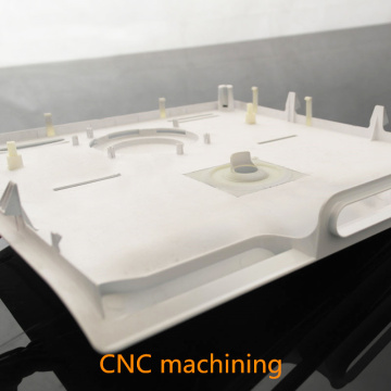 Custom 3D printing plastic parts cnc machining fabrication