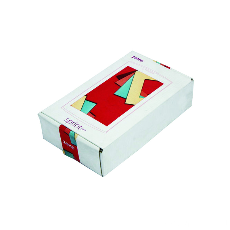 Hig Quality Custom Color Phone Packaging Box