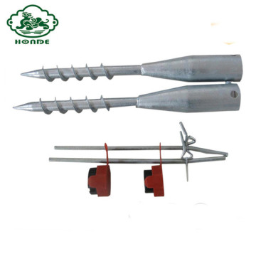 Ground Screw In Anchors N68*700mm
