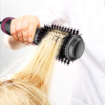 hair straightening blow dryer for fine hair