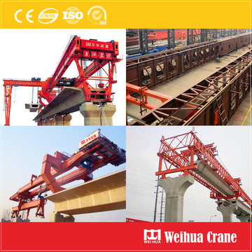 Beam Erection Crane for Highway Construction