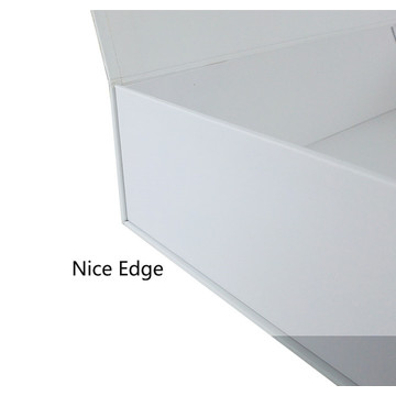 Simple Design Matte Durable Folding Gift Paper Box