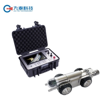Endoscope Crawling Robot For Pipe Inspection