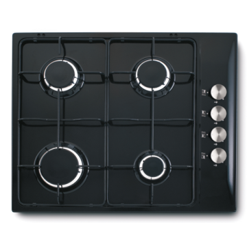 Built-in 4-Burner Gas Glass Ceramic Hobs