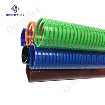 PVC industrial corrugated tube