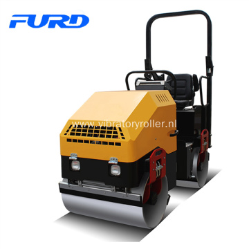 2 Ton Double Drum Roller Soil Compacor