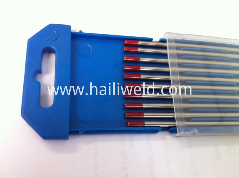 Wt20 Red Tungsten Electrode