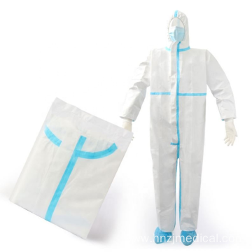 Non-Woven Protective Safety Clothing