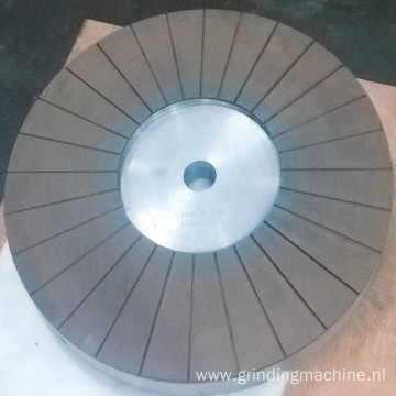 Double side CBN surface grinder wheel