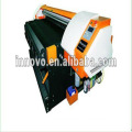 Manual position case hardcover making machine