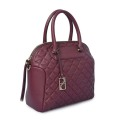 High Quality Quilted Leather Laptop Bags For Women