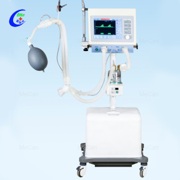 Medical Invasive Ventilator ICU Ventilator with Compressor